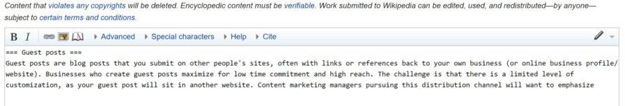 Wikipedia Backlinks | best Digital Marketing Company in NYC