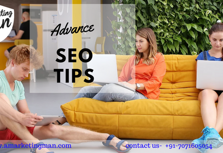 Advance SEO Tips - Amarketingman.com
